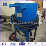 POT mobile di sabbiatura del sabbiatore industriale per la macchina di superficie di pulizia