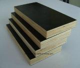 O preço da película ao ar livre do Poplar da construção dos materiais de construção do fabricante enfrentou a madeira compensada