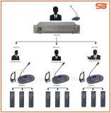 Iv Sem Fios Singden Sistema de Tradução Simultânea (SI-H8404)