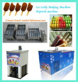 La glace lolly maker/ popsicle machine