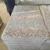 Китайский серого гранита G623 плитки