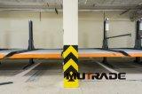 Impilatore automatico verticale idraulico dell'elevatore di parcheggio dell'automobile dei pavimenti del doppio