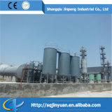 Planta de recicl usada contínua direta do petróleo de motor da fábrica