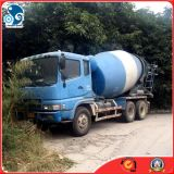 Japan-Made14ton Rustless Fuso Mitsubishi Cement Mixer Truck mit 9m3- Konkret-Pump