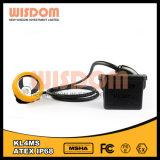 Profesional Mining Cap Lamp Fabricante, Miner's Caplamp Kl4ms