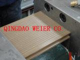 De alto rendimiento de la maquinaria del estirador del perfil del Decking de WPC