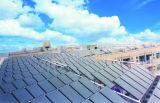 Integrado directa / indirecta de placa plana del calentador de agua solar