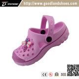 Entrave de Confortable de chaussures de rose de jardin de gosses pour les enfants 20291