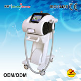 Conmutada Q ND YAG láser para eliminar tatuajes máquina