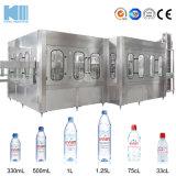 Vervollkommnen reine Füllmaschine-Abfüllanlage des Wasser-3 in-1