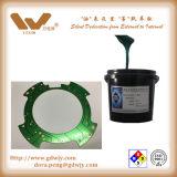 Verde de la soldadura de tinta UV de enmascarar para PCB