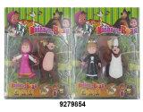 Bambola di plastica molle del giocattolo del regalo promozionale poco costoso (9279851)