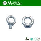 TUFFO caldo galvanizzato/noce rotonda/ovale DIN582 di HDG dell'occhio