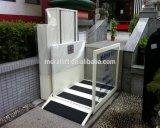 세륨 증명서 유압 불리한 휠체어 승강기