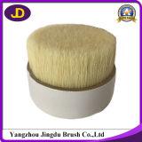 Brosse blanche blanchie pour cheveux à bruyère