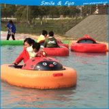 Лодки Powred воды от батареи 12V 33AH для 1-2 детей с FRP органа и тент из ПВХ трубы