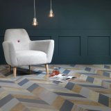 Superfície cerâmica piso de cerâmica de PVC