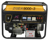 8kw Open Type Three Phase Portable Gasoline Generators (ZGEA9000-3 y ZGEB9000-3)