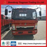 6メートルは7トンの軽量コマーシャルSinotruk HOWOをトラックで運ぶ
