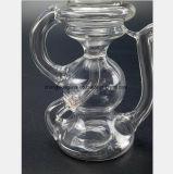 filtro da tubulação de água da recuperação do injetor do resplendor do vidro 6.69-Inch que recicl a estação