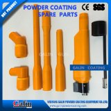 Power Coating Gun Angle Nozzle Replacement Spare Leaves