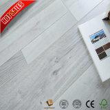 Fácil de instalar Easy haga clic en suelo laminado de madera de teca HDF