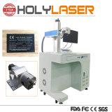 Marcação a Laser de fibra 50W máquina de corte em metal Ouro/Prata