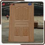 Отлитая в форму HDF кожа двери с кожей /Sapele двери золы
