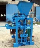 Neuer Qt4-35 manueller Typ Betonstein, der Maschinen-\ Kleber-Ziegelstein-Maschine herstellt