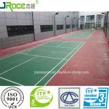 De openlucht Fabrikant van de Mat van het Hof van het Badminton Spu