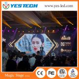 L'intérieur pour le spectacle de panneaux à affichage LED, l'étape, conférence, de la publicité