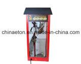 Машина попкорна Eton роскошная электрическая с баком тефлона в черном цвете (ET-POP6A-2)