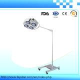 Lâmpada móvel cirúrgica ereta do funcionamento do diodo emissor de luz do furo (diodo emissor de luz YD01-4)