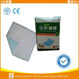 柔らかい品質のDiaposable極度のAbsobentペットおむつおよびペットパッド