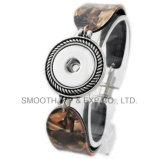 Knoop van de Armband van het Leer van de Armband van het Bergkristal van de Toebehoren van de Juwelen van de Diamant van de manier de Onverwachte