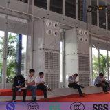 Verpackter Fußboden, der Aircon bewegliche industrielle zentrale Klimaanlage steht