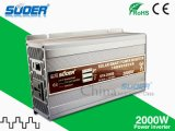 Inversor modificado 2000W de la potencia del inversor 24V de la onda de seno de Suoer (STA-2000B)