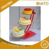 Étalage acrylique de boulangerie