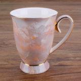 イギリスのギフトのコーヒー陶磁器のマグヨーロッパデザイン磁器のコーヒーカップ