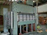 MDF/Melamine MDF 기계 또는 나무 널 최신 압박을%s 고품질 박판 기계