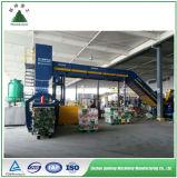 Máquina horizontal hidráulica automática nova da prensa da compressa do papel Waste para a venda