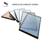 vetro riflettente del galleggiante di 3mm-19mm, vetro modellato, vetro Tempered, vetro laminato