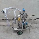 вакуумный насос машинного доения коровы Milker электродвигателем Ss ковша