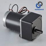 Caja de velocidades de alto rendimiento 120W 12V, 24V, motor DC 90V_D