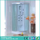 Cabina vendedora caliente de la ducha del vapor con la bandeja inferior (LTS-681D)