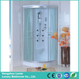 Venta caliente cabina de ducha de vapor con bandeja baja (LTS-681D)