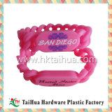 Wristband sveglio del silicone dei prodotti promozionali con lo SGS