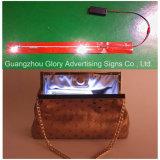 ハンドバッグおよび帽子装飾的なLEDのライトのための方法ライト