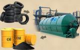 Raffinazione del petrolio di plastica residua della pianta di raffinazione del petrolio/collegare di Wast Equimpent