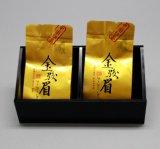 Boîte de présentation acrylique claire faite sur commande de thé
